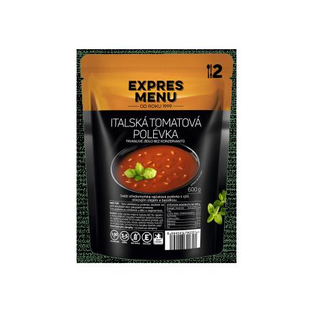 Italská tomatová polévka (2 porce) Expres Menu