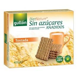 Toscada sušenky bez cukru 400g Gullon