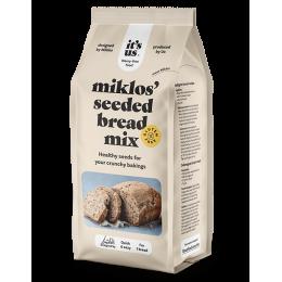 Bezlepková směs na přípravu chleba se semínky 500 g ITS US Miklos