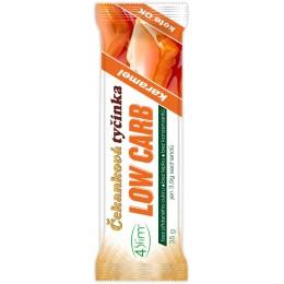 LOW CARB čekanková tyčinka karamel 35g 4Slim