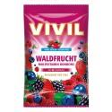 Bonbóny bez cukru - Vivil - multivitamín Walfrucht 60g