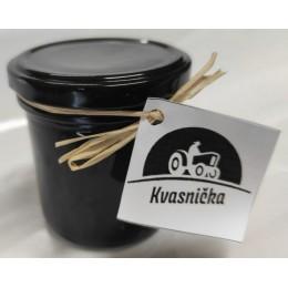 Černorybízový džem pasírovaný s čekankovým sirupem 165 g bez přidaného cukru Kvasnička