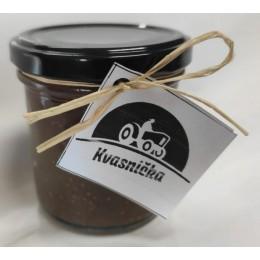 Fíkový džem s čekankovým sirupem 165 g bez přidaného cukru Kvasnička