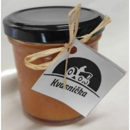 Meruňkový džem s čekankovým sirupem 165 g bez přidaného cukru Kvasnička