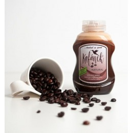 Kafánek - kávový cukr natural - 325g