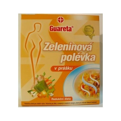 Guareta - Zeleninová polévka 165g