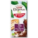 Hořká čokoláda 79% BIO bez cukru 100g s erythritolem