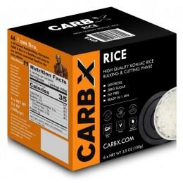Konjaková rýže FITNESS 6x100 g (35 kcal, 8 g sacharidů)