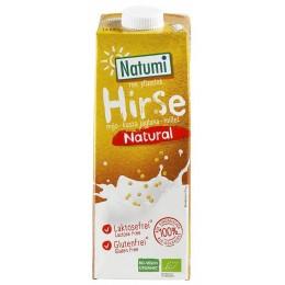 Nápoj jáhlový natural bezl. 1l BIO NATUMI