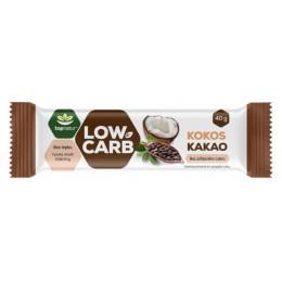 LOW CARB tyčinka Kokos & Kakao - Topnatur 40g