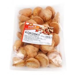 Kokosky 130g bez lepku a řepného cukru Perla