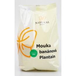 Mouka banánová (Plantain) - Natural 300g