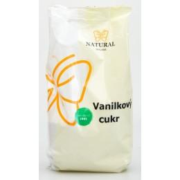 Cukr vanilkový s fruktózou - Natural 500g