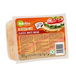 Chléb cereální se sníženým obsahem cukru, bez lepku, 190g Balviten
