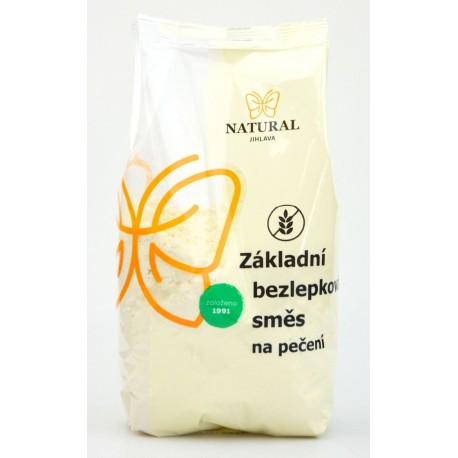 Základní bezlepková směs na pečení - Natural 500g