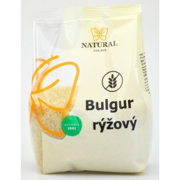Bulgur rýžový bez lepku - Natural 400g