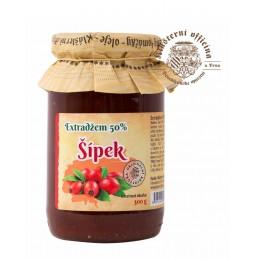 Ovocná pomazánka Šípková 300g s fruktózou Klášterní