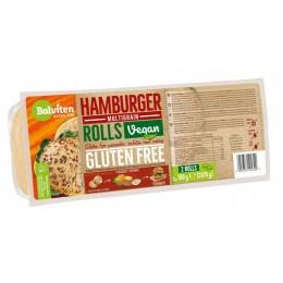 Housky hamburgerové MULTIGRAIN, bez lepku 2x75g Balviten