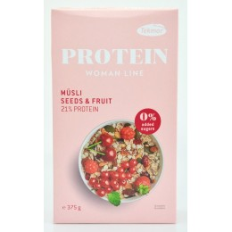 Müsli proteinové Woman line ovocné - Tekmar 375g