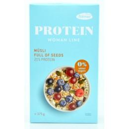 Müsli proteinové Woman line semínkové - Tekmar 375g