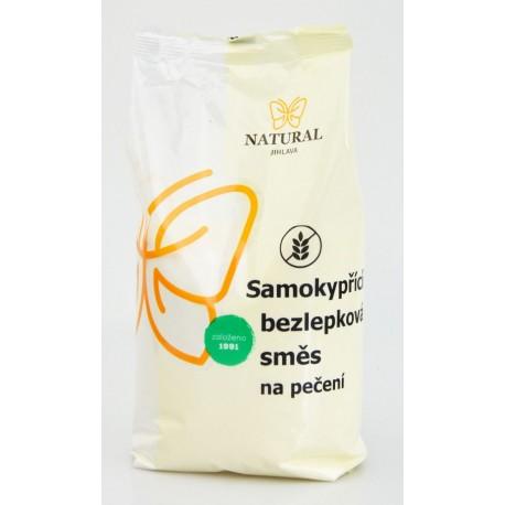 Samokypřící bezlepková směs na pečení - Natural 500g