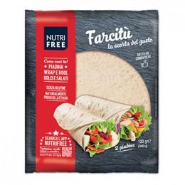 Tortilla 120g (2x60g) NutriFree