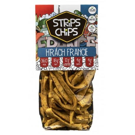 Strips Chips - HRÁCH FRANCIE 80g