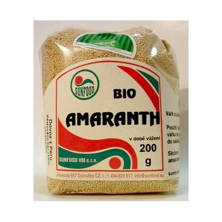 Amaranth 200g bio SUNFOOD