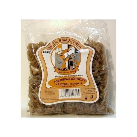 Pohankové těstoviny - vrtule bezvaječná ŠMAJSTRLA