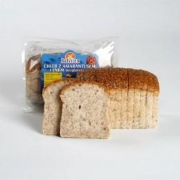 Bezlepkový amarantový lněný chléb Balviten