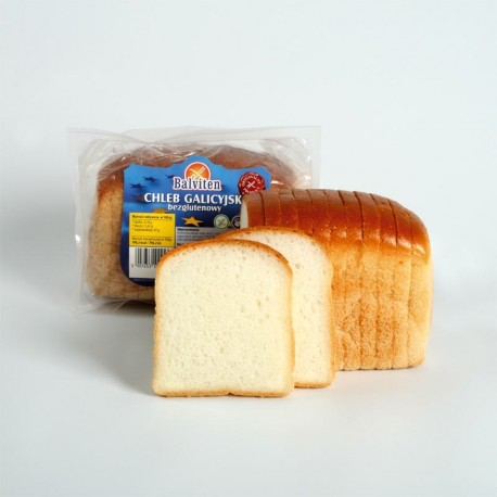 Bezlepkový Haličský chléb 350g Balviten
