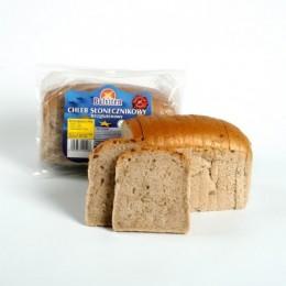 Bezlepkový slunečnicový chléb 300g Balviten