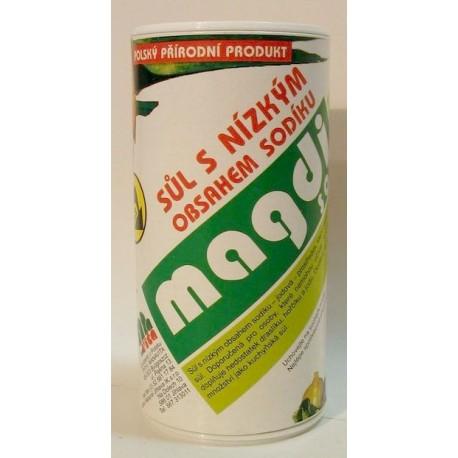 Sůl s nízským obsahem sodíku 200g - Magdi