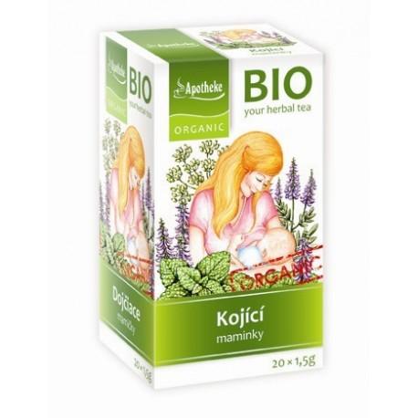 Čaj pro kojící maminky BIO Apotheke