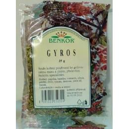 Gyros 25g BENKOR
