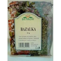 Bazalka 10g BENKOR