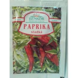 Paprika sladká 35g BENKOR